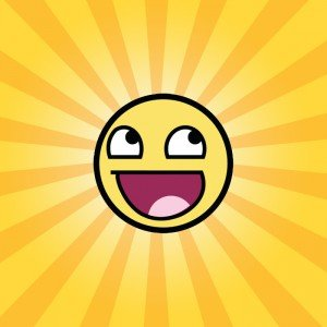 awesome face sun