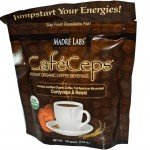 CafeCeps Organic Instant Coffee with Cordyceps and Reishi