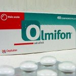 original Adrafinil (Olmifon) packaging